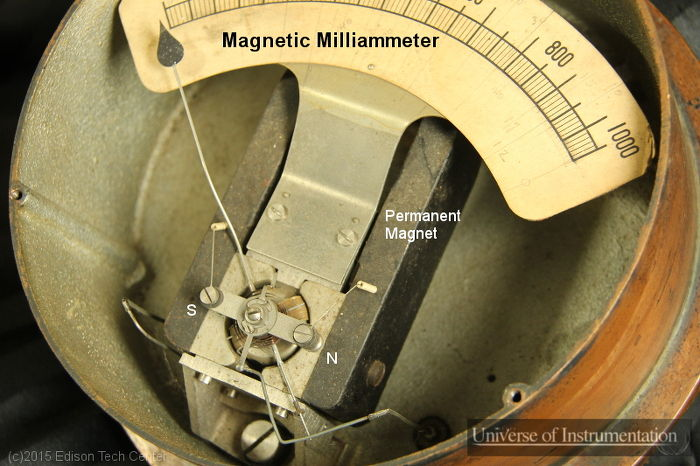 MagneticMilliammeter800