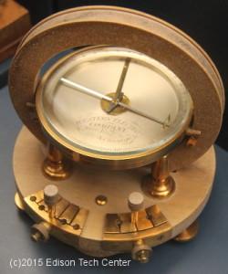 Western Electric Tangent Galvanometer