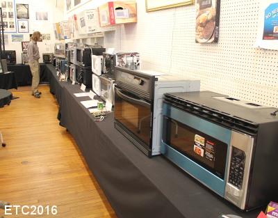 MicrowaveOvensDisplayETC400