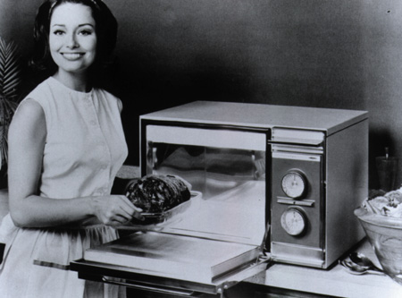 1960s microwave