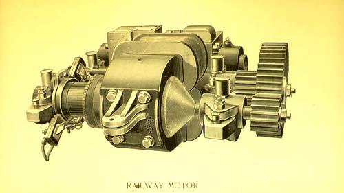 RailwayElecMotor400